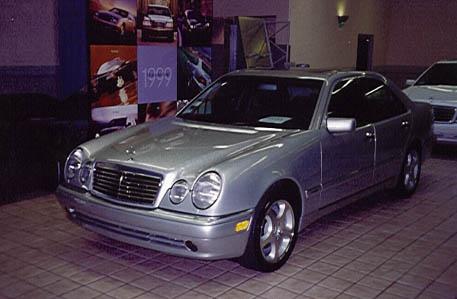 Mercedes e430 sport for Rusnak mercedes benz